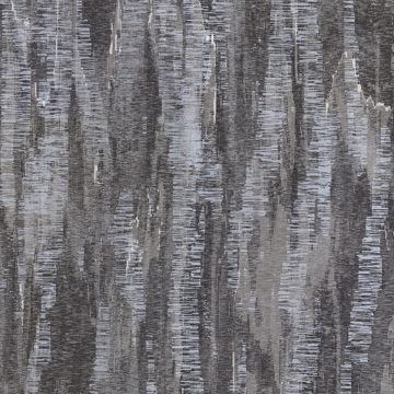 Picture of Meteor Pewter Distressed Texture Wallpaper