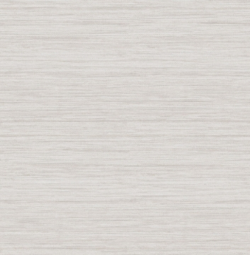 Picture of Barnaby Off-White Faux Grasscloth Wallpaper- Scott Living