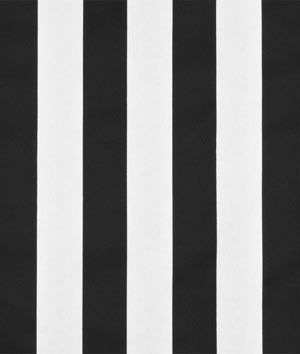 Online Fabric Store Wide Black & White Striped Fabric used for DIY Roman Shades