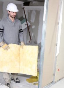 sound proof insulation