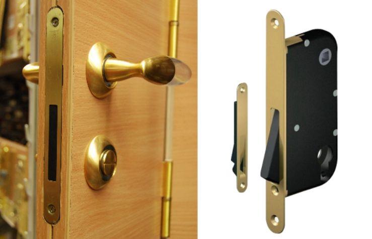 Круглые дверные ручки межкомнатные – кноб и кнопка для межкомнатных дверей с замком, металлическая, деревянная и стеклянная фурнитура с защелкой