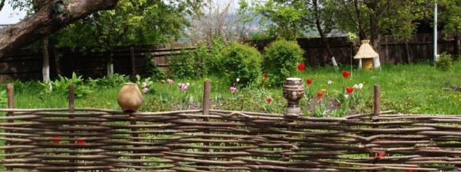 Поделки для сада из веток – видео-инструкция как сделать, особенности изготовления забора, изделий для интерьера, как использовать прутья на даче, цена, фото