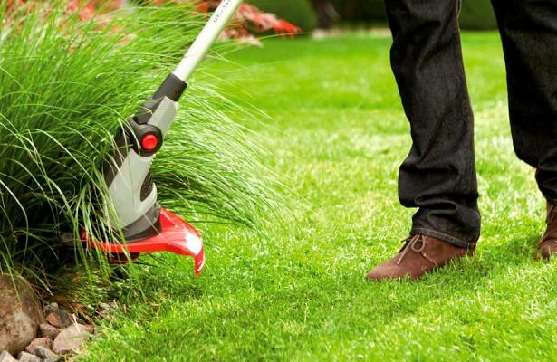 лучшие модели электрических триммеров для травы