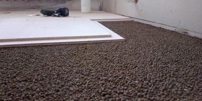Можно ли залить пол керамзитобетоном краска черная по бетону купить