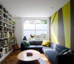 Обои в гостиной – Обои в интерьере гостиной ~ 90 фото обоев разного цвета и их комбинирование