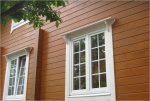 Как ставить окна в деревянном доме – Как вставить деревянное окно в деревянном доме