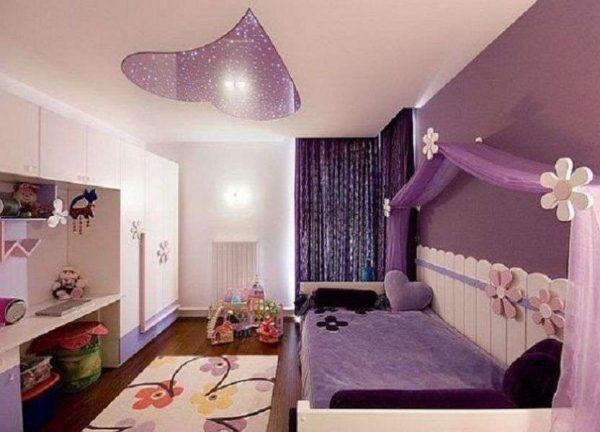 Дизайн комнаты для девочки 9 лет – Комнаты для девочек 9, 10, 11 лет — выбор мебели и отделки, фото интерьеров
