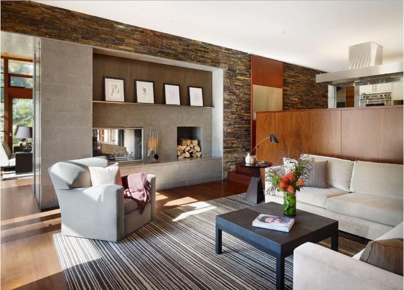 Фото камни в интерьере квартиры – Камень в интерьере. Как использовать модный эко-тренд в обычной квартире