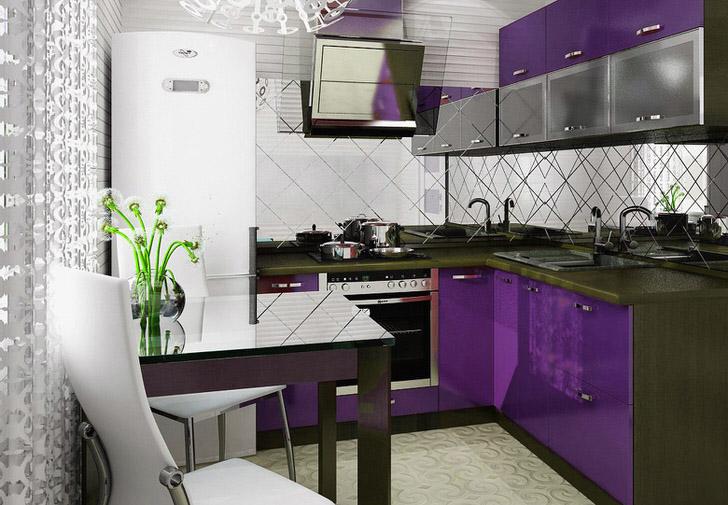 Интерьер кухни хрущевки фото – Дизайн для маленькой кухни в хрущевке. Советы, варианты перепланировок (50 фото идей)