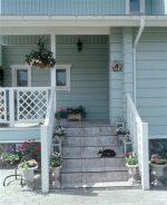 Как сделать у дома крыльцо – Крыльцо дома своими руками — 3 лучших варианта!