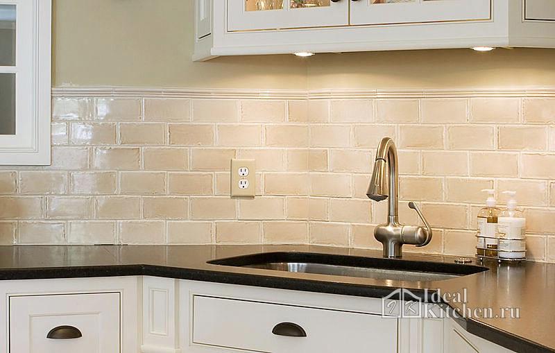 Керамическая плитка фартук на кухню – Плитка для кухни на фартук — фото, виды плитки, цена, секреты выбора