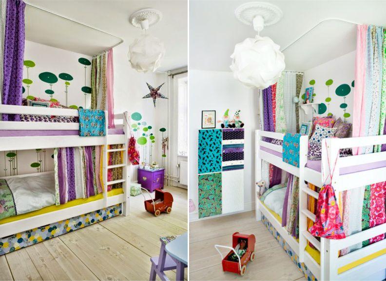 Комната для мальчика и девочки совместная – Дизайн детской комнаты для мальчика и девочки
