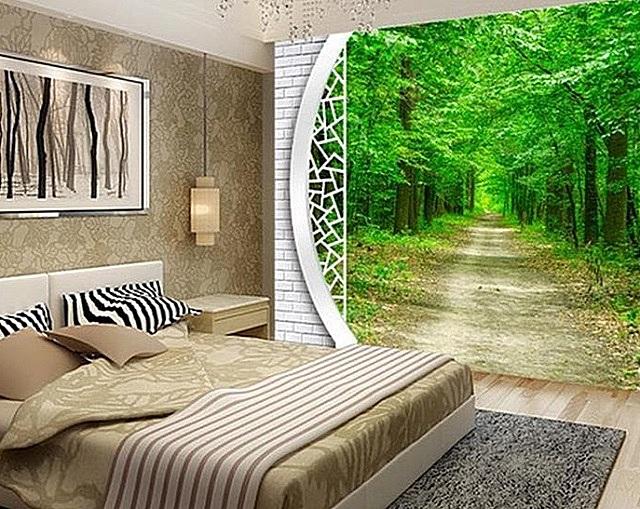 Обои в комнате двух цветов расширяющие комнату фото – Какие обои выбрать для маленькой комнаты. Выбор цвета и рисунка. Решение проблем планировка. Отделка коридора и спальни. Классификация покрытий