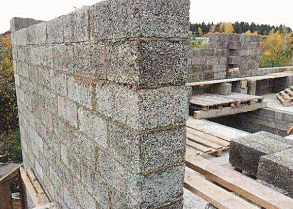 Утеплитель арболитовый – Арболит – блочный облегчённый материал для экологичных, утеплённых, малоэтажных построек. Характеристики, состав, достоинства и недостатки, нюансы строительства