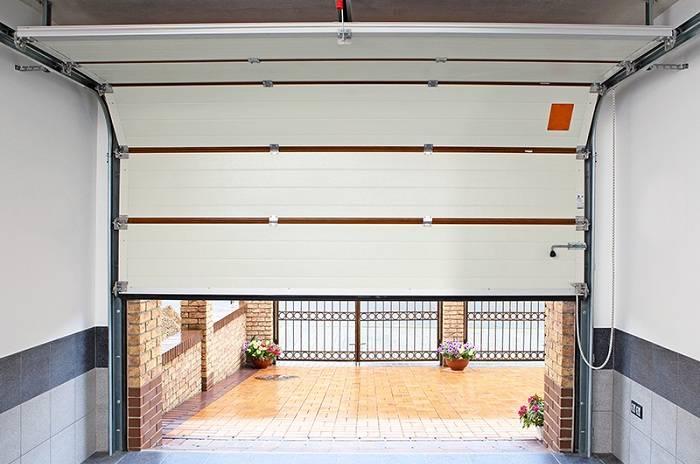 Ворота гаражные подъемные ремонт – Ремонт гаражных ворот быстро своими руками