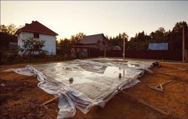 Температура бетонной смеси при приготовлении замедлитель схватывания по бетону купить