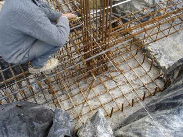 Балки в бетоне как сделать полы из керамзитобетона