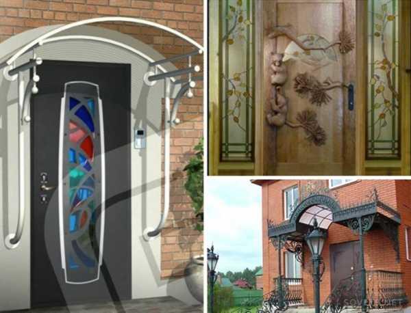 Какие входные двери лучше выбрать для частного дома с тамбуром