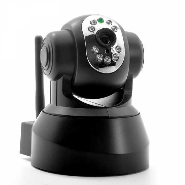 Скрытая видеокамера оснащенной датчиком движения