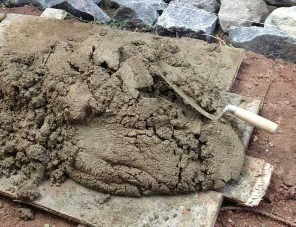 Характеристика цементного раствора м150 заливка цементным раствором цена